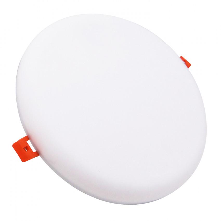 Round Slim 36W (UGR19) LIFUD LED Surface Panel IP54 Ø200 mm Cut-Out