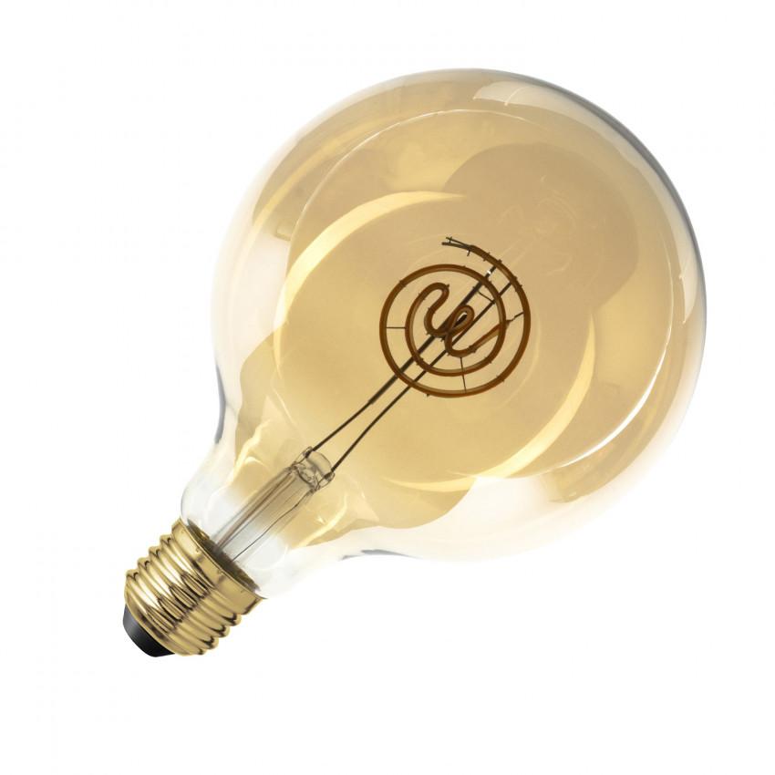E27 AMARCORDS MasterChef Collection Dimmable Filament MasterChef Logo LED Bulb