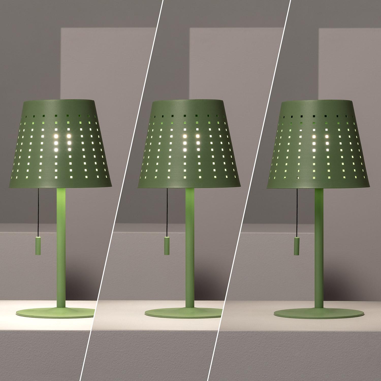 Lámpara de Mesa LED Solar Banate