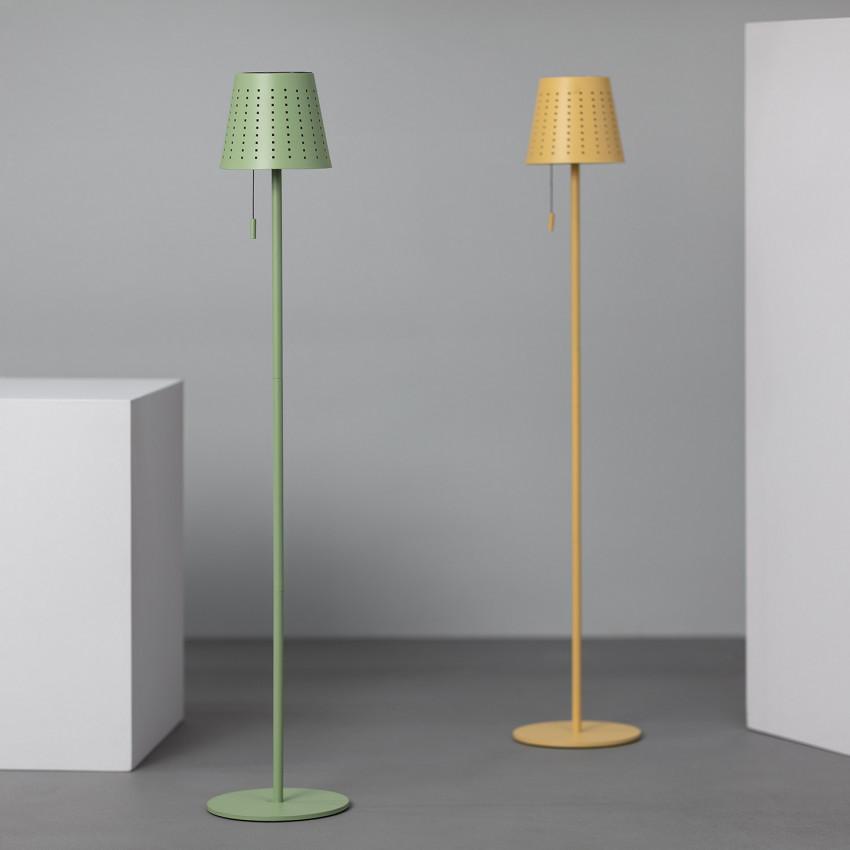 Banate Solar LED Floor Lamp