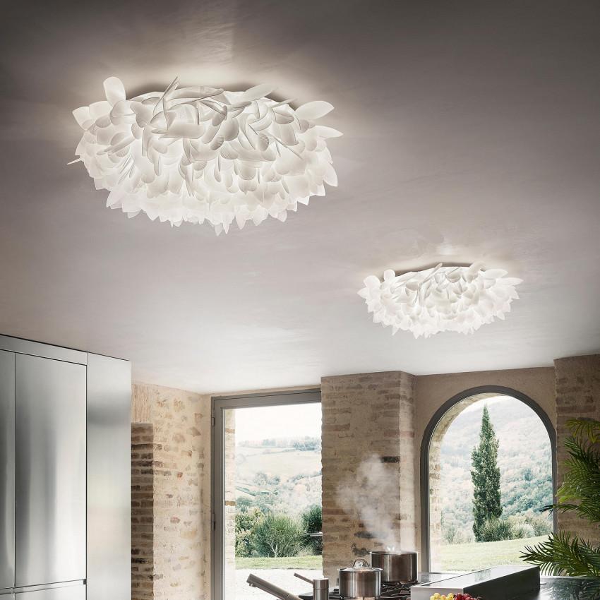 SLAMP Large Veli Foliage Ceiling/Wall Surface Light