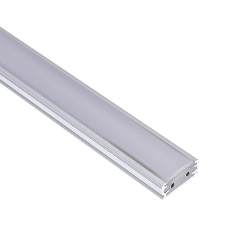 1000mm Profile with a 15W Aretha LED Strip