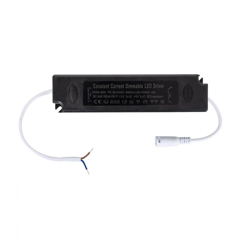 40W 36-55V Output 180-240V 880mA TRIAC Dimmable Driver