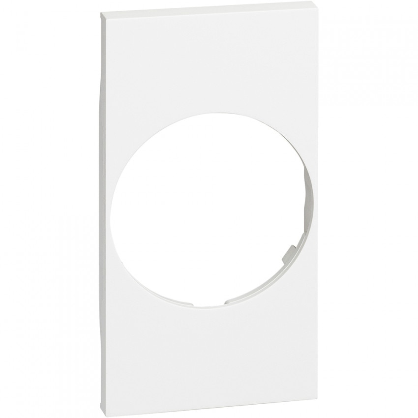 BTicino Living Now K_04  2 Module Plug Cover Plate