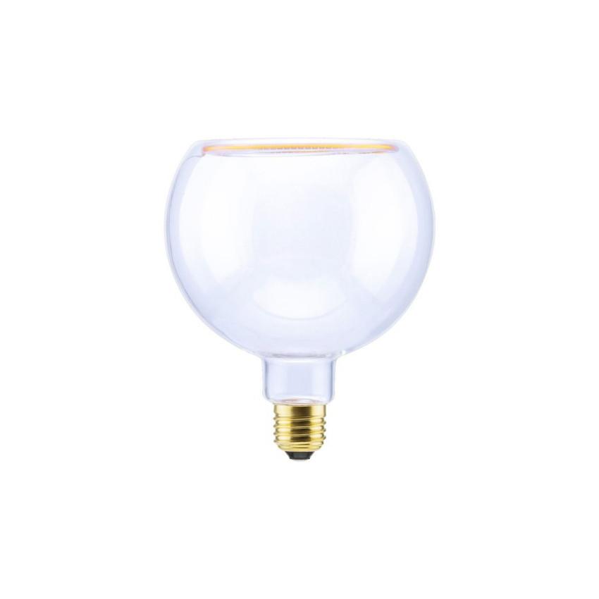 8W E27 G125 Globe Creative-Cables Model SEG50046 Dimmable Filament LED Bulb