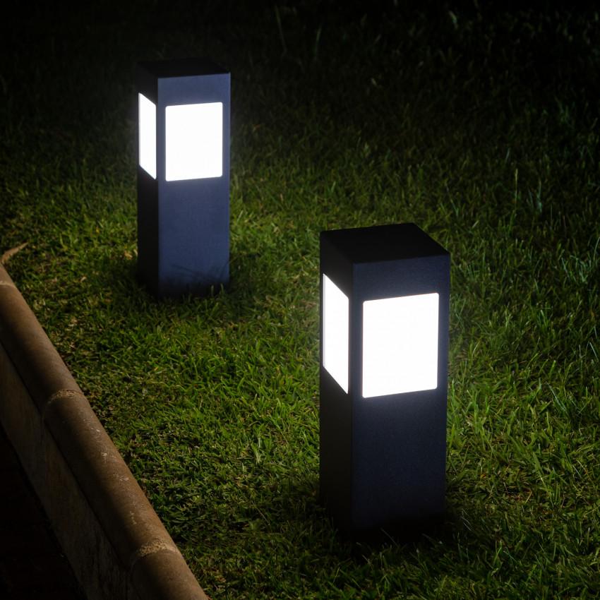 40cm Solar Kenya LED Step Light with Radar Motion Detector IP65