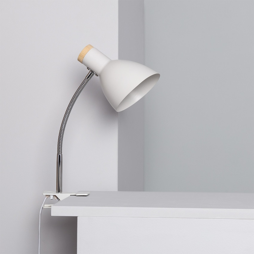 Benzal Table Lamp with Clamp