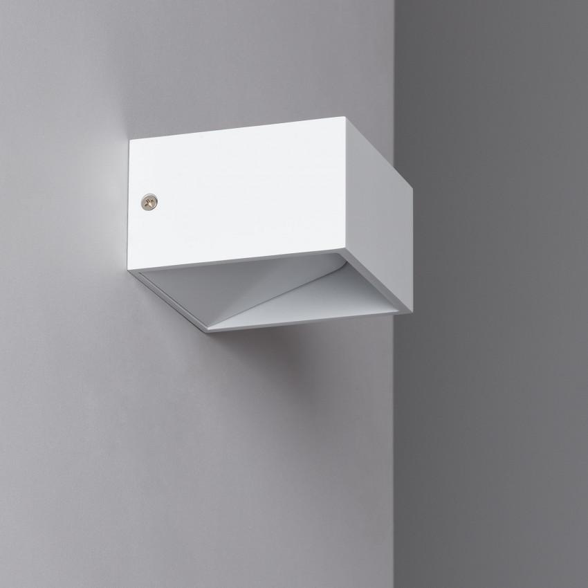 White 6W Lico LED Up-Down Light