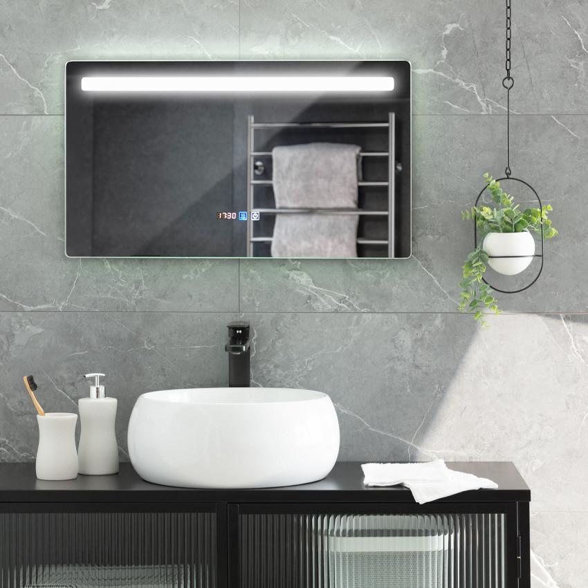 Benagil 40x70cm Anti-fog Tactile LED Decorative Mirror
