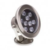 9W RGB LED Surface Spotlight IP68