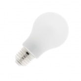 Glass E27 8W LED Bulb
