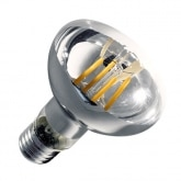 R80 E27 6W Filament LED Bulb (Dimmable)