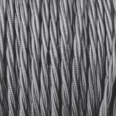 Braided Grey Design Cables