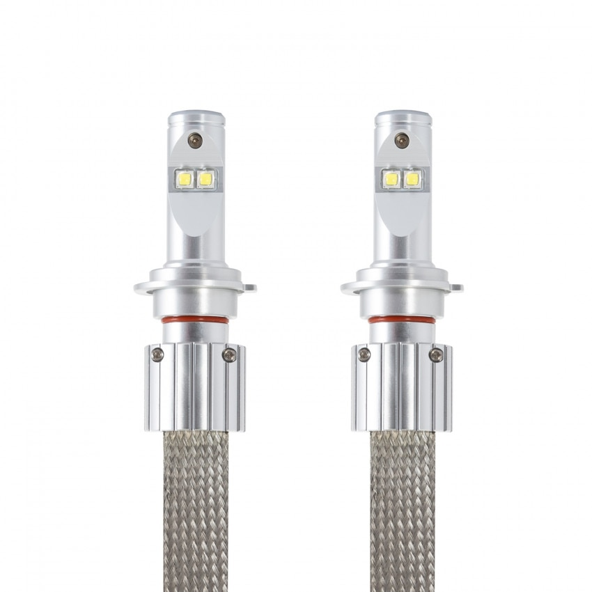 35W H4 CREE LED Bulb Kit for Cars and Motorcycles
